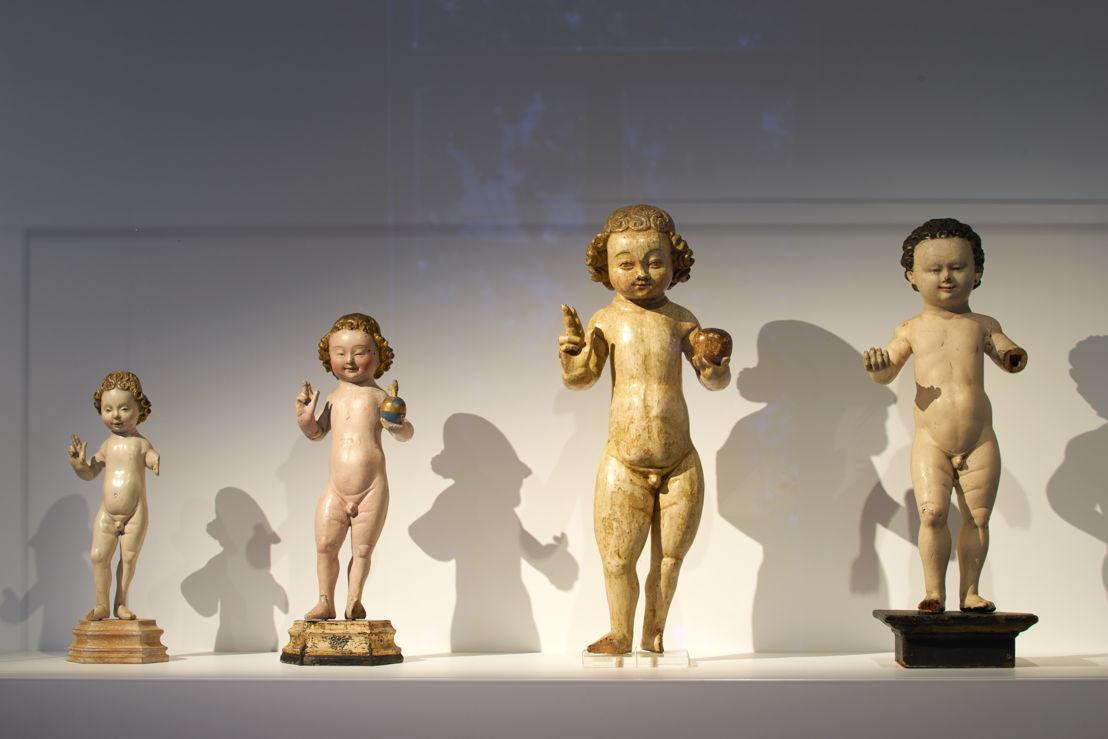 Poupées de Malines. Enfant Jésus <br/>Photo (c) Dirk Pauwels