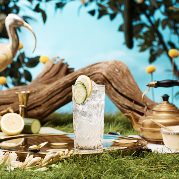 Preview: HENDRICK'S GIN EMBRACES THE DELECTABLE WITH THE REVEAL OF THEIR SUMMER SERVES.