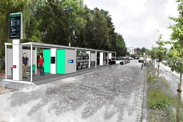 Preview: Stad Leuven gaat 50 mobipunten inrichten
