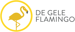 De Gele Flamingo press room Logo