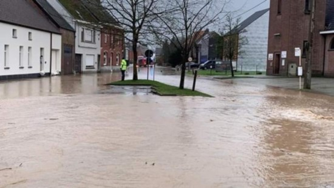 Le gouvernement flamand et les assureurs remboursent les dégâts causés par les eaux