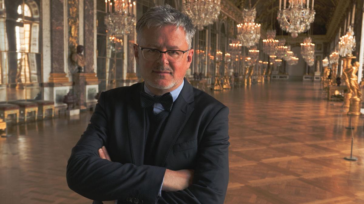 Christopher Clark in Versailles