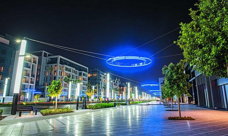 Dubai's City Walk