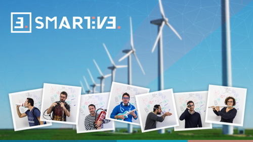 Smartive: mantener las turbinas eólicas en movimiento