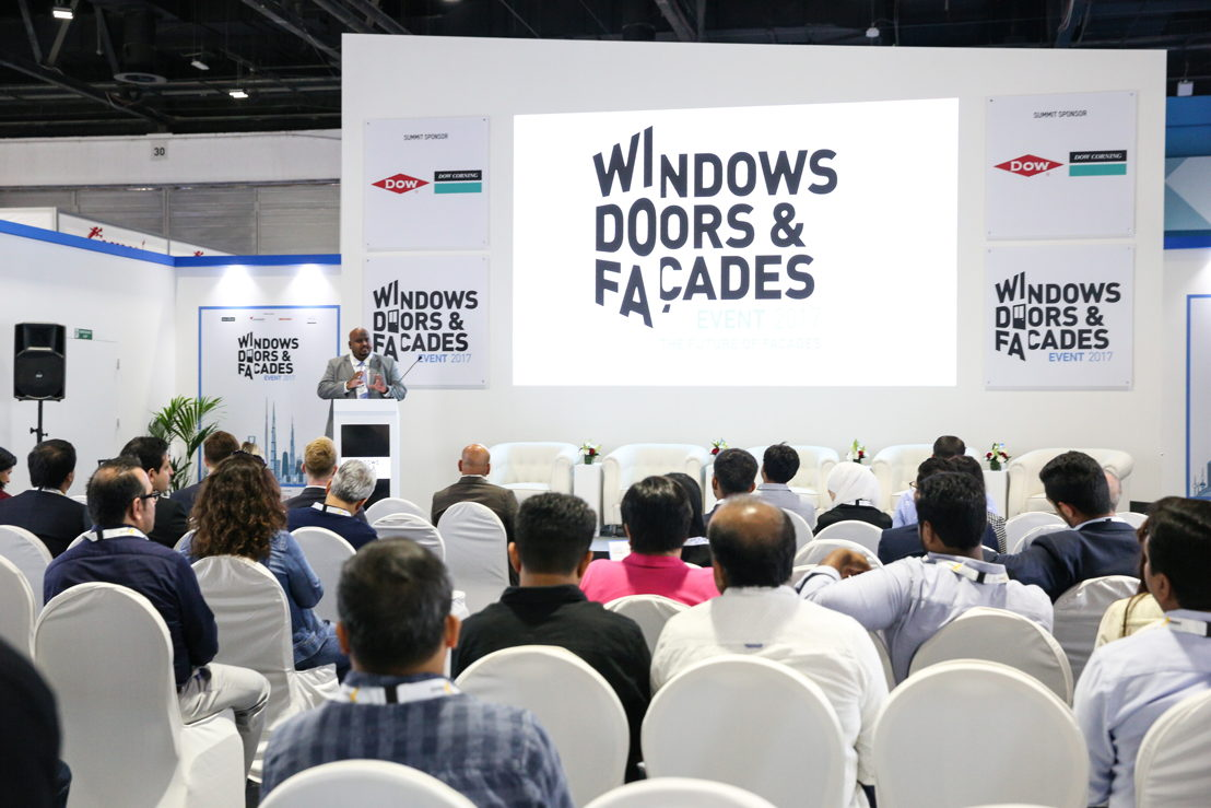 Session at Middle East Facades Summit 2017
