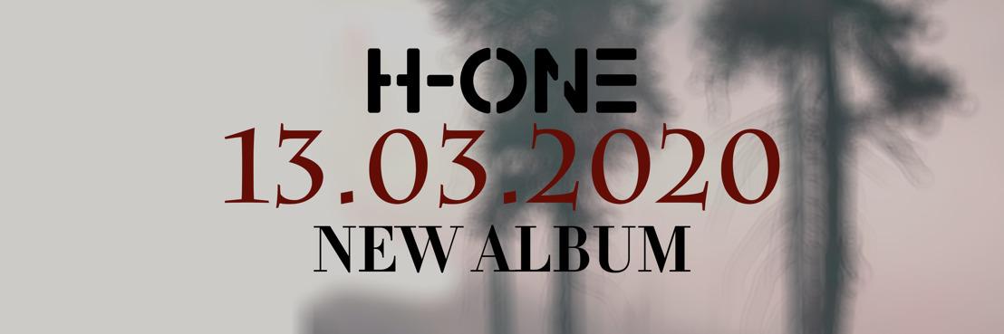 """H-ONE revient avec un nouvel album intitulé """"MMLXIX"""". Plus technique, plus mature, plus brutal."""