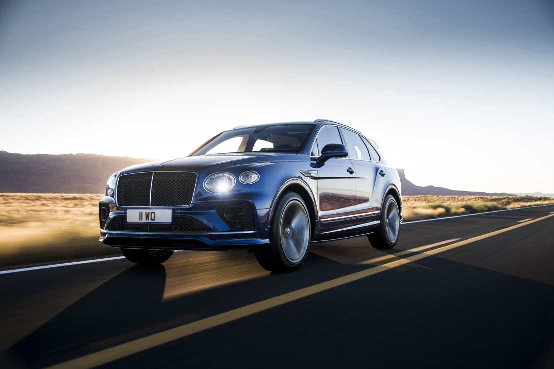 NEW BENTAYGA SPEED - THE ULTIMATE BENTAYGA