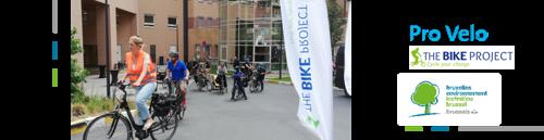 De fiets overtuigt steeds meer werkgevers in Brussel!