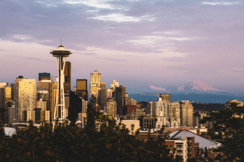 When Cathay Pacific meets Seattle …