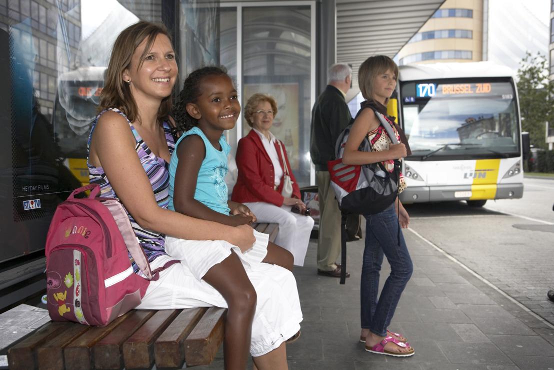 Bus- en tramaanbod wijzigt op 1 september