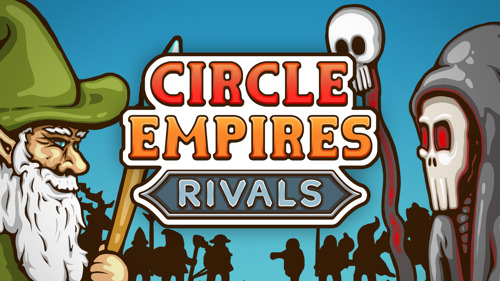 Announcing 'Circle Empires Rivals' - New Multiplayer RTS Game