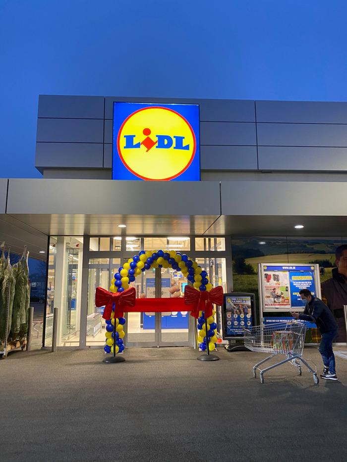 Preview: Lidl test gloednieuw winkelconcept in Lokeren uit