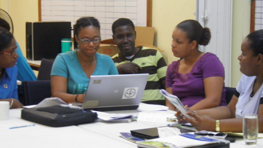 OECS and CCRIF SPC Host Grant Proposal Writing Workshop