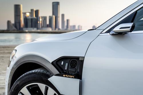 Audi fait la promotion de la norme EEBUS pour la mise en réseau intelligente des voitures électriques et des bâtiments