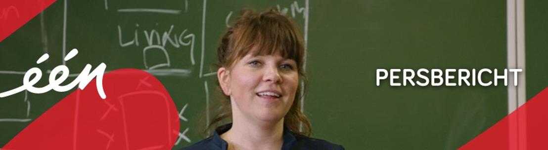 Siska Schoeters staat voor De klas: