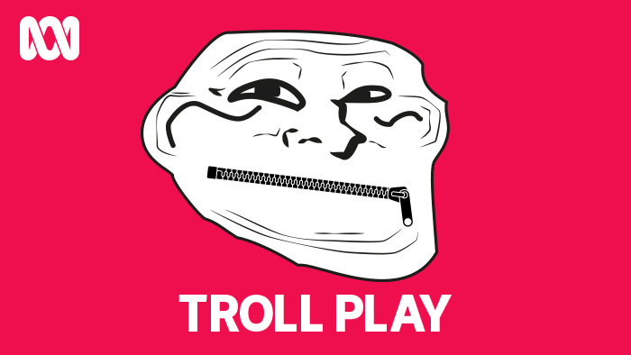Troll Play - social post