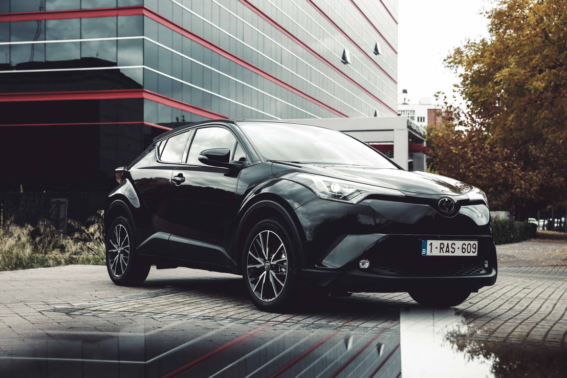 Toyota C-HR, photo by Jon Verhoeft