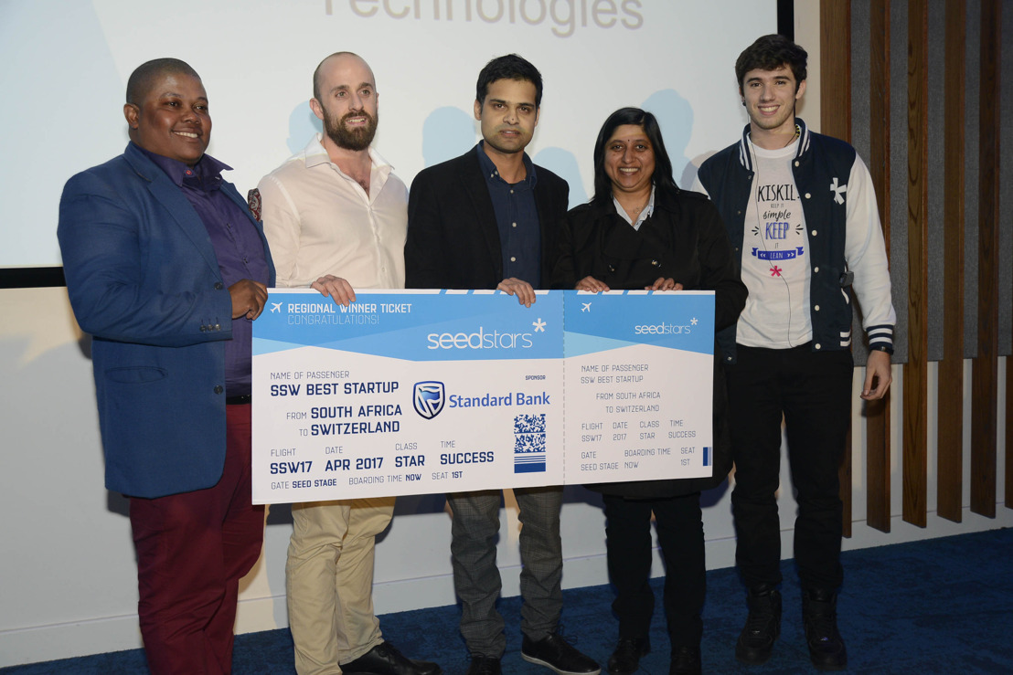 EMGUIDANCE SELECTED AS THE WINNER OF SEEDSTARS SOUTH AFRICA 2017