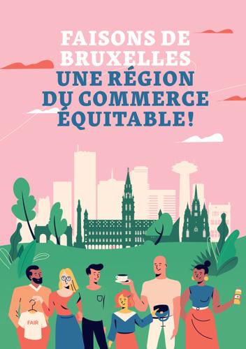 Bruxelles, première Région du commerce équitable du pays ?