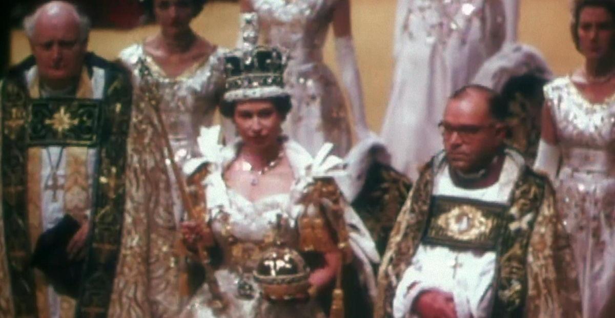 De koning van Elizabeth II (c) CNN