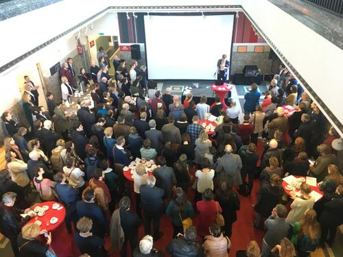 Denkdag voor professionelen over de toekomst van Leuven