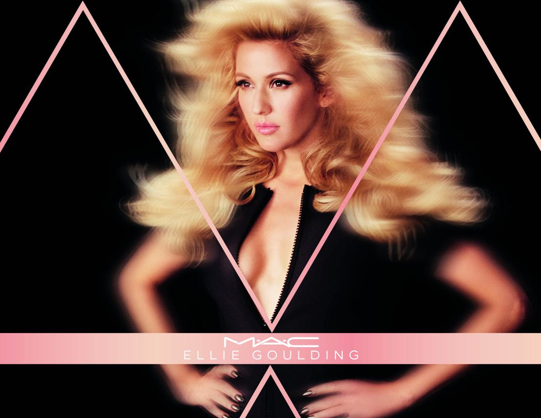 M.A.C Cosmetics - Ellie Goulding