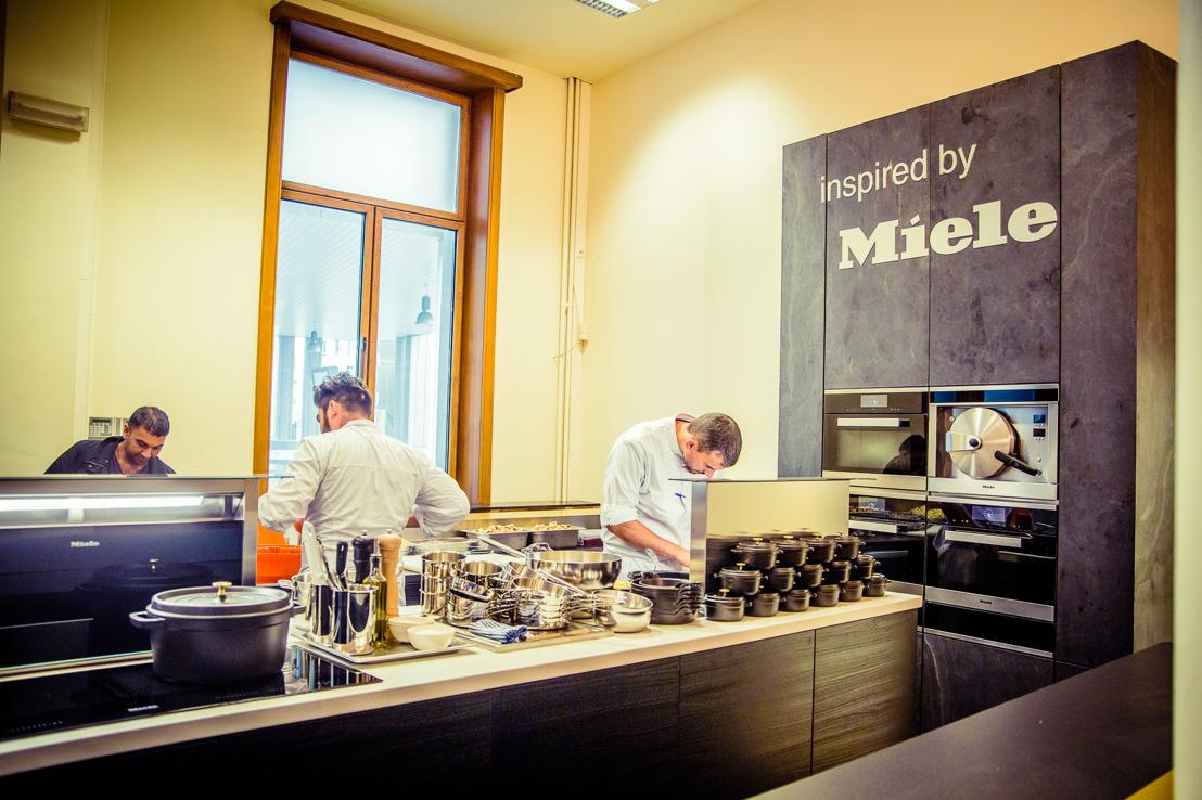 Miele & KokKot Foodbar = een gesmaakt keukenduo!