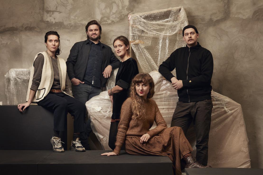 BRUT at Milan Design Week 2020: City Remnants