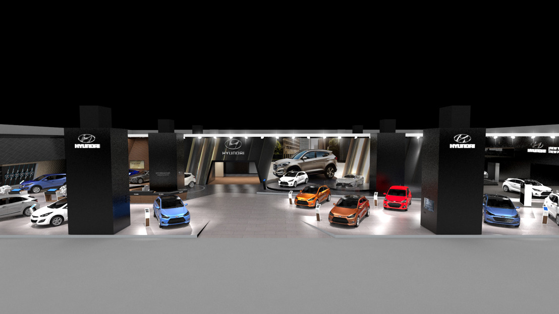 Medieninformation - Direktübertragung der Hyundai Medienkonferenz an der IAA via Livestream, neuer Newsroom mit Hintergrundinformationen