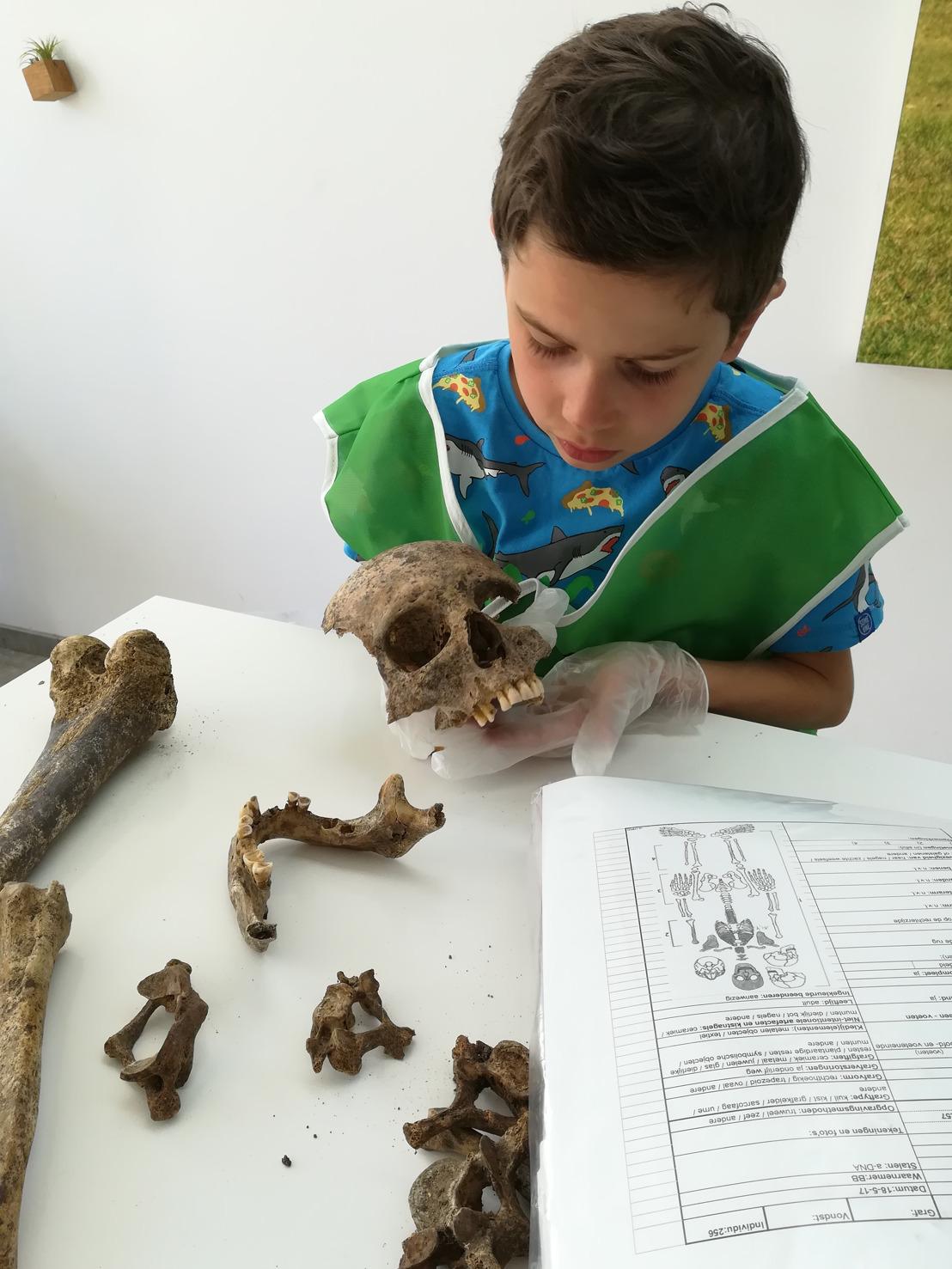 Spit het verleden onder je voeten uit tijdens de Archeologiedagen