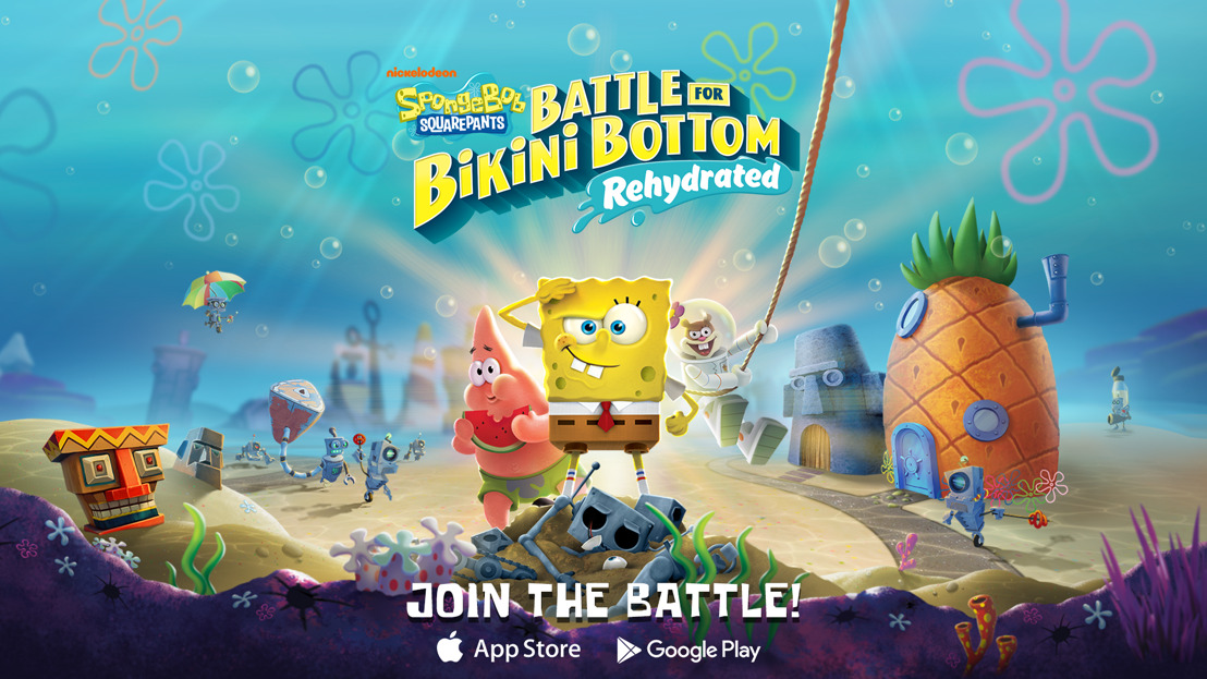 SpongeBob SquarePants: Battle for Bikini Bottom - Rehydrated Mobile is Available Now