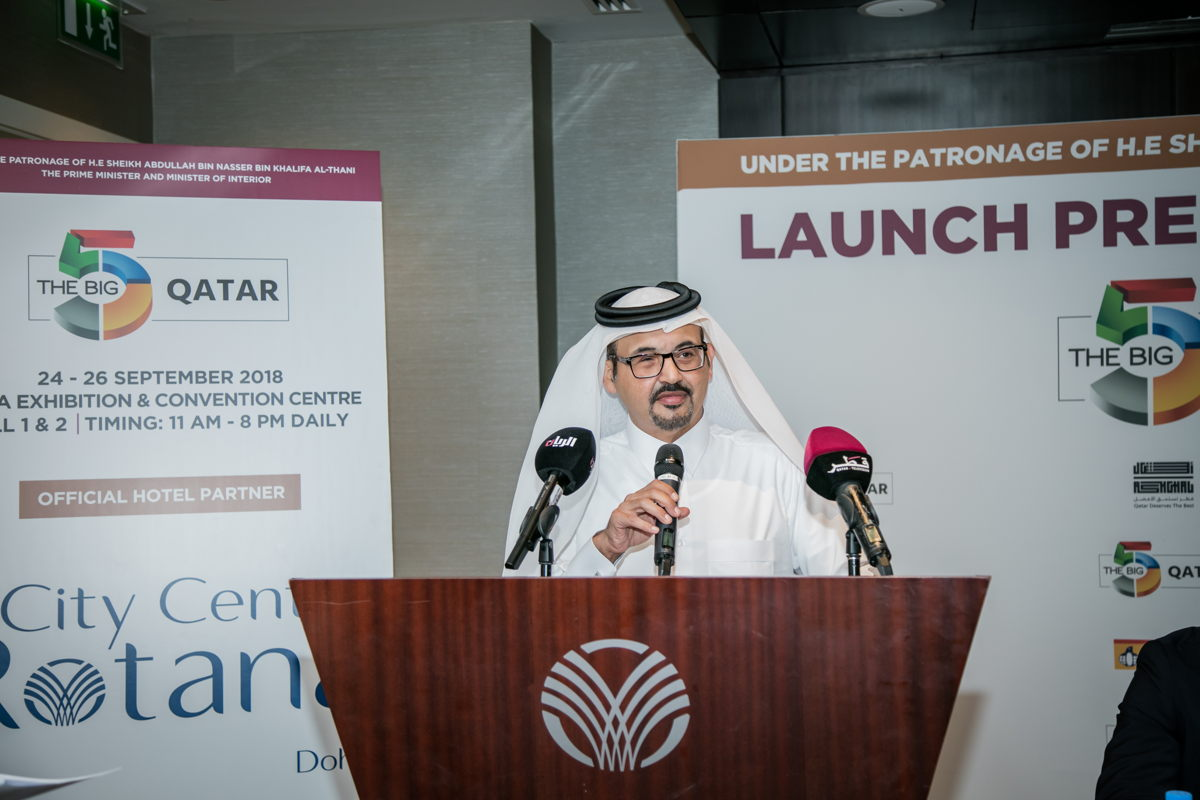 Eng. Jamal Shareeda Al-Kaabi, Manager of Planning & Quality Department, Planning and Quality DP – Ashghal