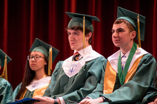 Valedictorians and salutatorians reveal what it means to them