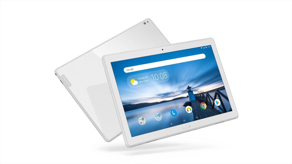 Lenovo lanceert de nieuwste generatie Android™ tablets