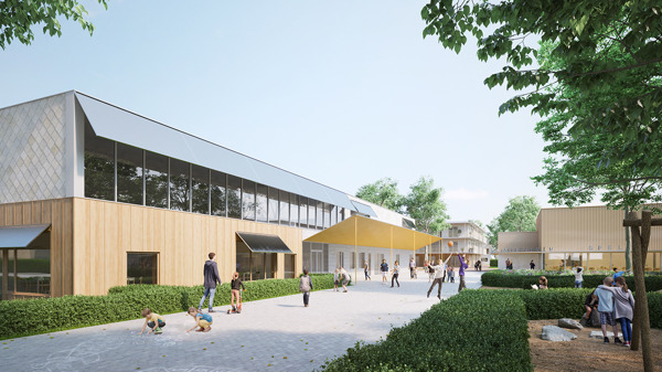 Preview: VUB Architectural Engineering publishes circular school design guide