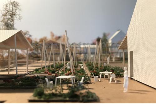 Permis d'urbanisme délivré pour le projet de réaménagement de la Ferme du Chaudron à Anderlecht