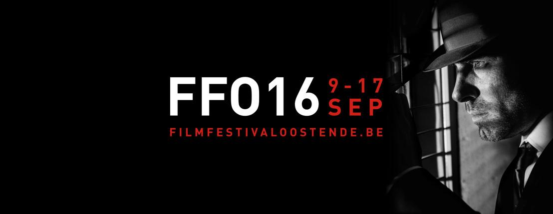 Kevin Janssens wordt Master van het tiende Filmfestival Oostende!