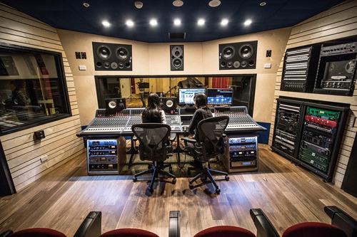 ANU unveils state-of-the-art music recording studio