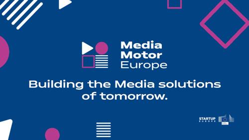 De VRT zet mee de schouders onder MediaMotorEurope