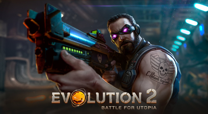 EVOLUTION 2 BRINGS EPIC SCI-FI ADVENTURE TO IOS AND ANDROID