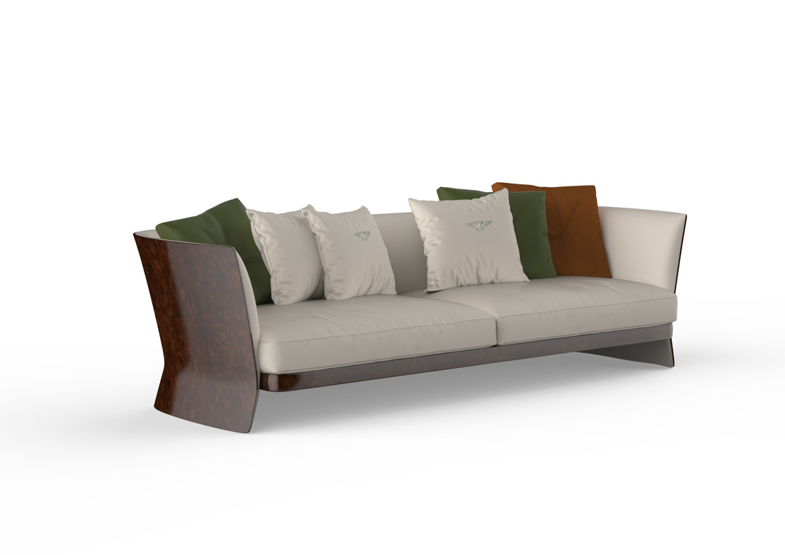 NEW FURNITURE COLLECTION BRINGS HARMONY WITH A HUMAN TOUCH INTO YOUR BENTLEY HOME