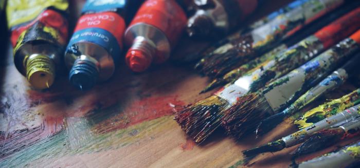 Inspírate y libera tu creatividad pintando tus propios cuadros