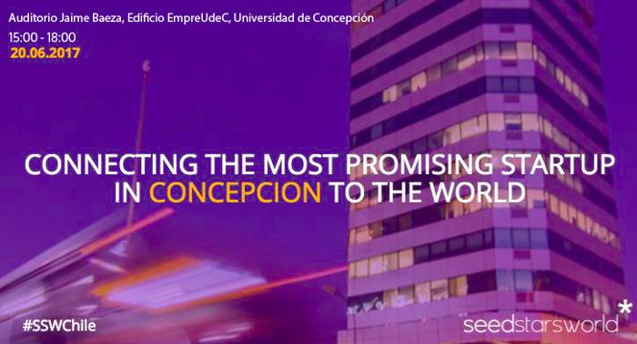 Preview: Descubre a las mejores startups de Concepcion que compiten por ser las mejores startups durante Seedstars Concepcion
