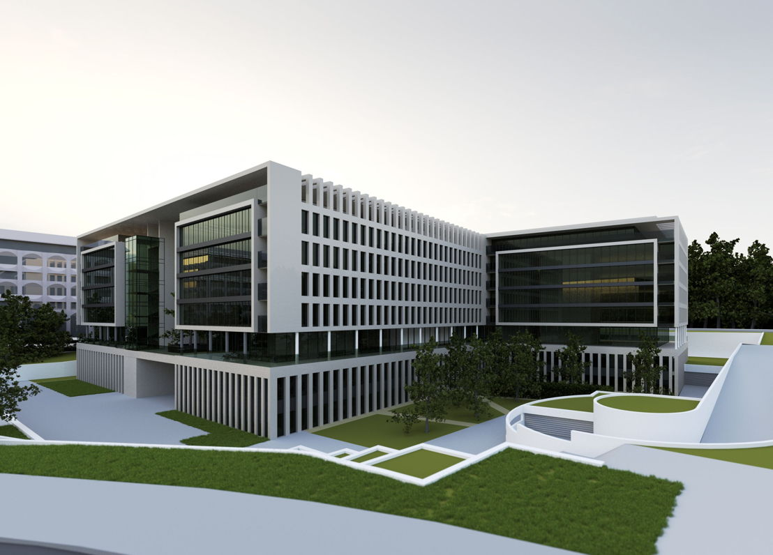 Ferrero HQ, Luxembourg