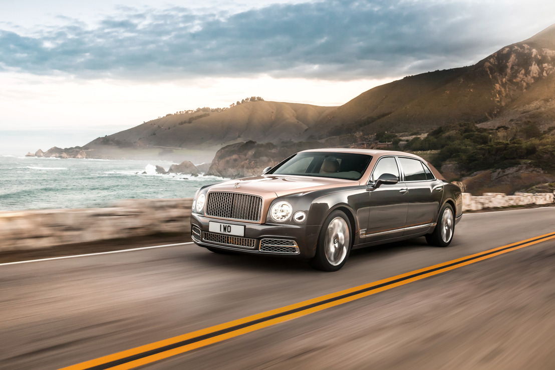 MULSANNE – A HISTORY OF 'THE GRAND BENTLEY'