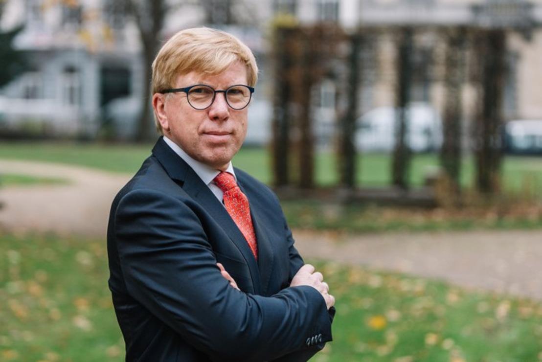 Hugo Lasat proposé en tant que nouveau CEO Groupe de Degroof Petercam