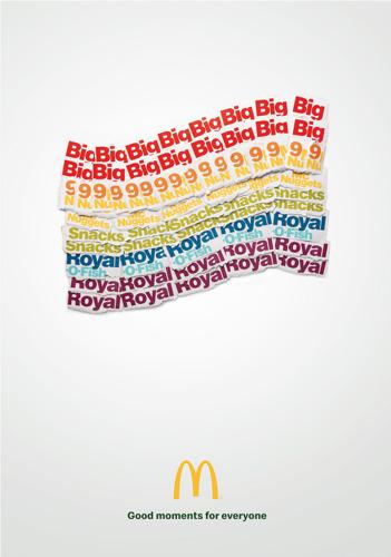 TBWA et McDonald's Belgique colorent d'emballages le drapeau arc-en-ciel, emblème de la Pride