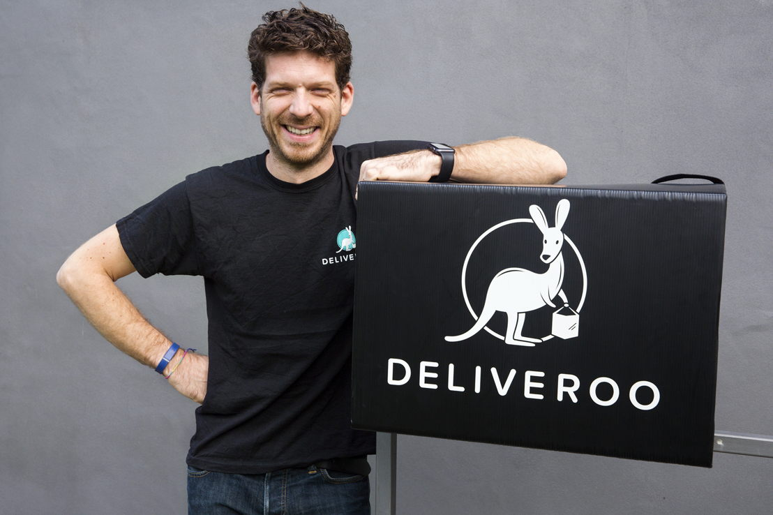 Matteo Sarzana - General Manager Deliveroo Italia