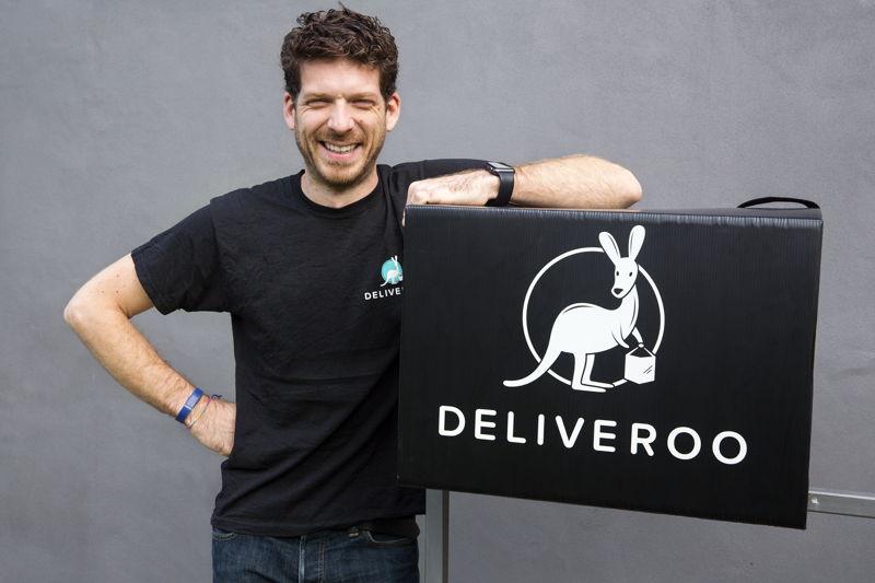 Matteo Sarzana - General Manager Deliveroo Italia