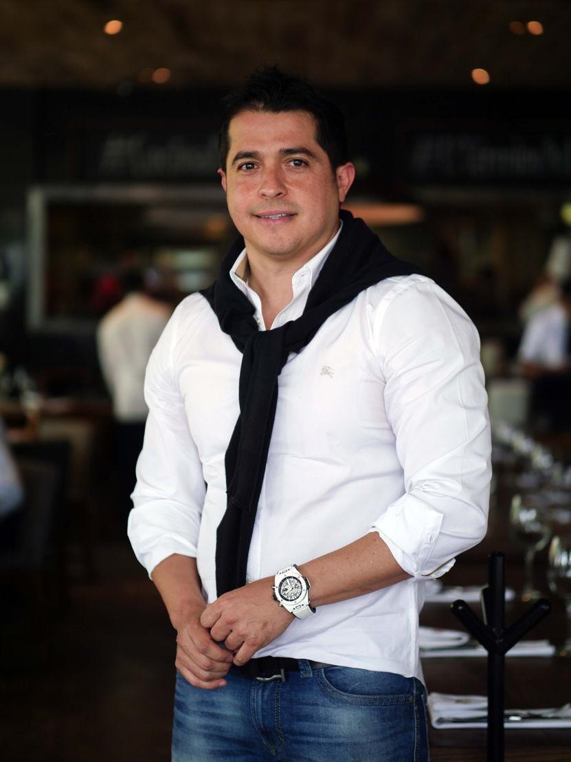 Ricardo Añorve, CEO Sonora Grill Group